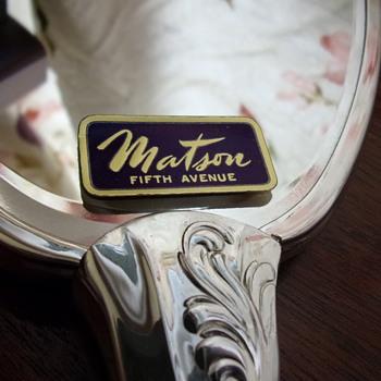 Matson 5th Avenue 3pc Vanity Set