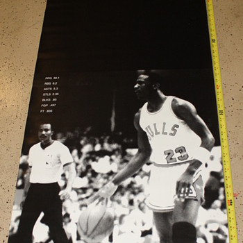 Nike's Flight 8403  A Jordan Retro Collection 1984-2003 Poster