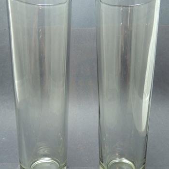 Tall Thin Glasses - Please Help ID! - Glassware