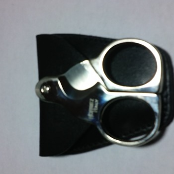 HOFFRITZ CIGAR CUTTER MADE IN ITALY