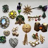 More of my Brooches.....
