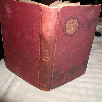 Is my 1886 version of Readings From Milton w/Intro by Bishop Henry White Warren a 1st Edition / 1st Printing?