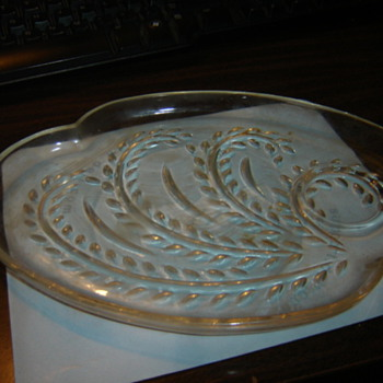 Pickle dish? - China and Dinnerware