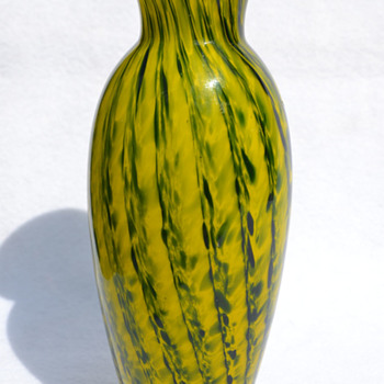 Czech? Or Czech mate? - Art Glass