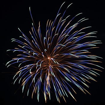 Happy 4th of July! Great Fireworks! - Photographs
