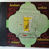 1947 Columbia Records Set mm=652 BRAHMS REINER