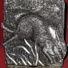 Metzke Designs Pewter Rabbit Bookends