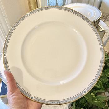 China plates  - China and Dinnerware