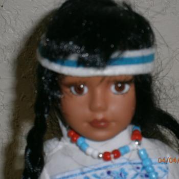 Indian Doll - Dolls