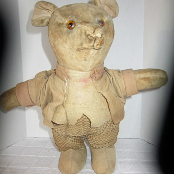 Teddy Bear one of a kind? - Dolls