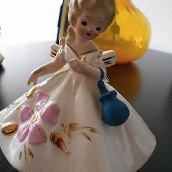 "Napcoware 3 1/2"" figurine - Figurines"