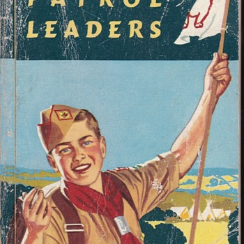 Saturday Evening Scout Post Handbook For Patrol Leaders 1959 Revision - Books