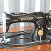 My Singer Model 15 made in 1946