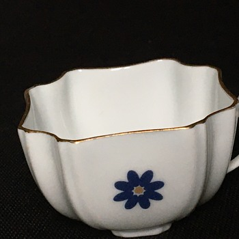 Vintage coffee cup  - China and Dinnerware