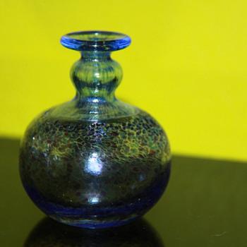 Bertil Vallien miniature - Art Glass