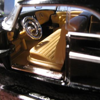 1955 Chrysler C300 - Model Cars
