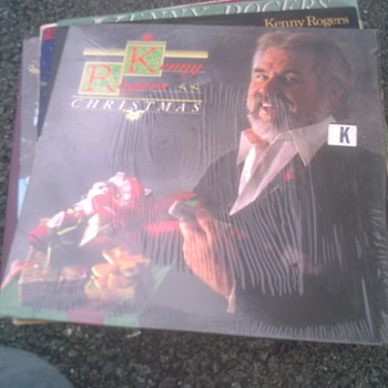 kenny rogers record - Records