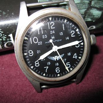 Tell me about the Flying A on the dial - Wristwatches