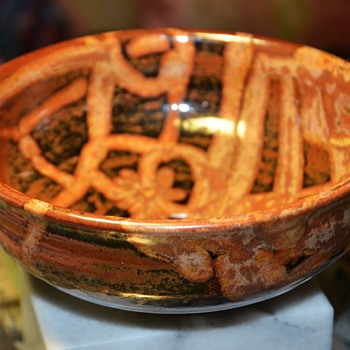 Another of the amazing bowls! - Pottery