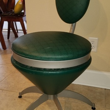 Cone Chairs.  From the 50's? - Furniture