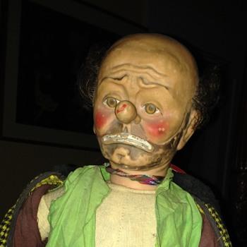 Emmett Kelly Weary Willy The Clown Doll - Dolls