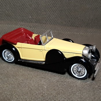 Major Materialistic Majestic Matchbox Monday Models Of Yesteryear Y-11 1938 Lagonda Drophead Coupe - Model Cars
