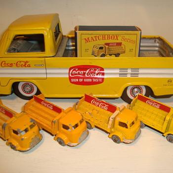 Coca-Cola Trucks - Coca-Cola