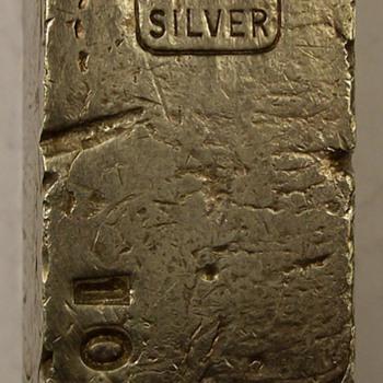 Drew Silver Corp 10.21 ounces of 999+ Fine Silver - Silver
