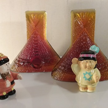 HAPPY THANKSGIVING  - Art Glass
