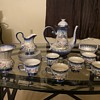 Can anybody help me find info on this tea set or markings?!?