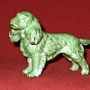 Vintage Cold Painted Bronze Springer Spaniel