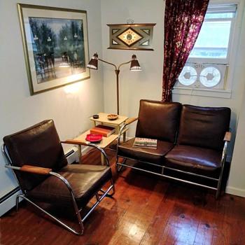 Vintage tubular chairs - Furniture