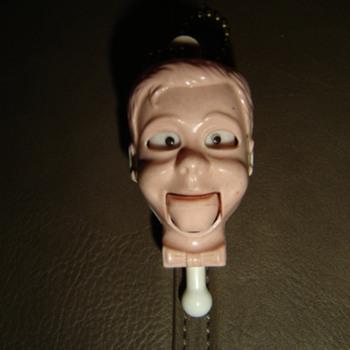 Jerry Mahoney Keychain - Toys