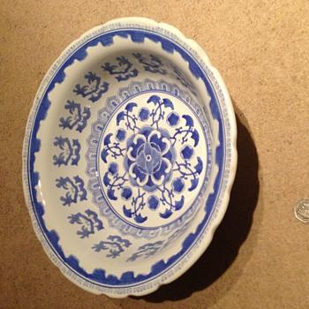 "A big 15"" Oriental bowl ?"