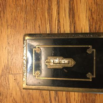 Vintage matchbox cover? - Tobacciana
