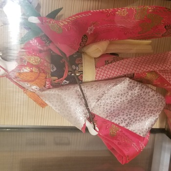 Geisha doll  - Dolls