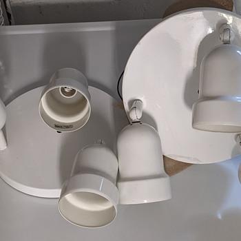 1969 metal lights. - Lamps