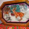 Vintage Foil and Folk Art