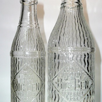 Big Ben Beverages, Chicago/St. Louis - Bottles