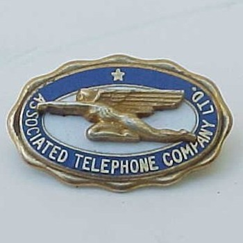 Associated Telephone Company, Ltd. Pin