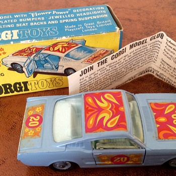 Matchbox plus one of my favourite American car types - Model Cars