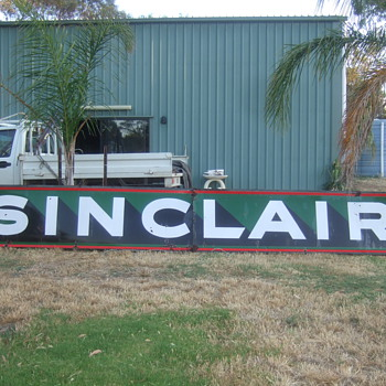 signs in australia - Petroliana