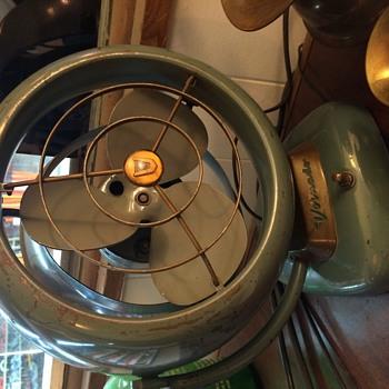 Vornado Fan 1940's-1950's