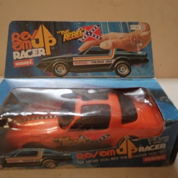 Buddy L Rev 'em up Racer - Model Cars