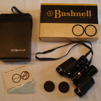 1967 Bushnell Sportview model 3791 8x30 - Tools and Hardware