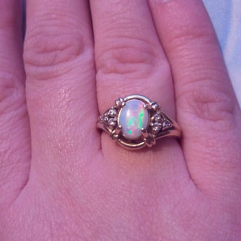 My College Graduation Present - Fine Jewelry