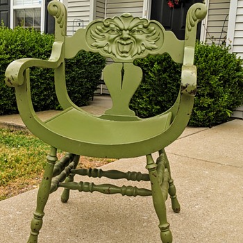 What style chair is this? - Furniture