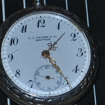 Anyone know anything about it? - Pocket Watches