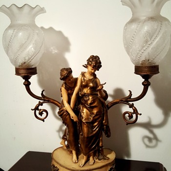 Collection Francaise Lamp
