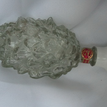 Vintage perfume bottles. - Bottles